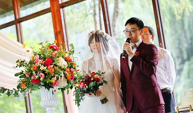 史上最详细的结婚当天的婚礼流程表