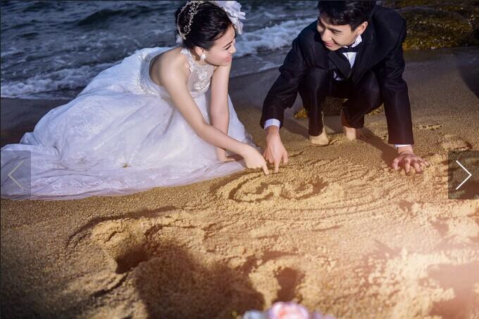 拍婚纱照穿什么鞋子好 新娘足下魅力时刻 婚礼猫