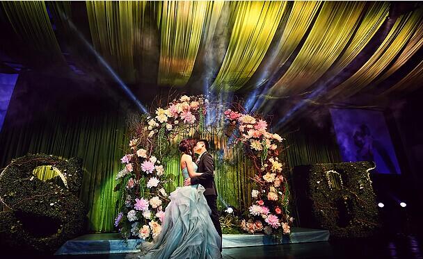 结婚筹备的第一步 选好婚礼场地