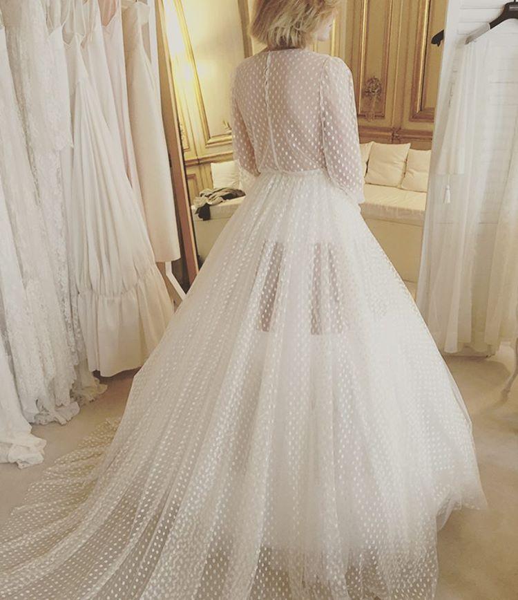 Instagram上备受关注的婚纱品牌,一不小心就被撩到了