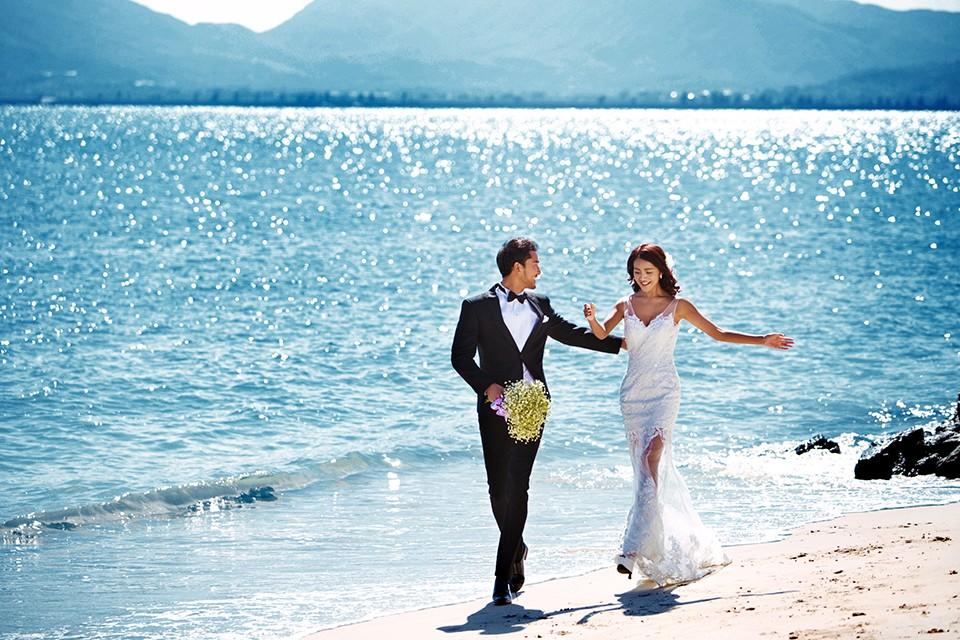 贵阳婚纱摄影的景点,给每个新人的推荐