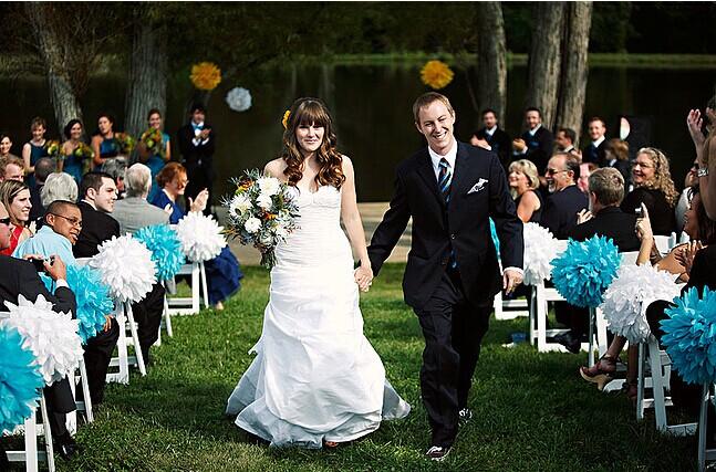 2015最新的婚礼流行趋势 结婚攻略早知道
