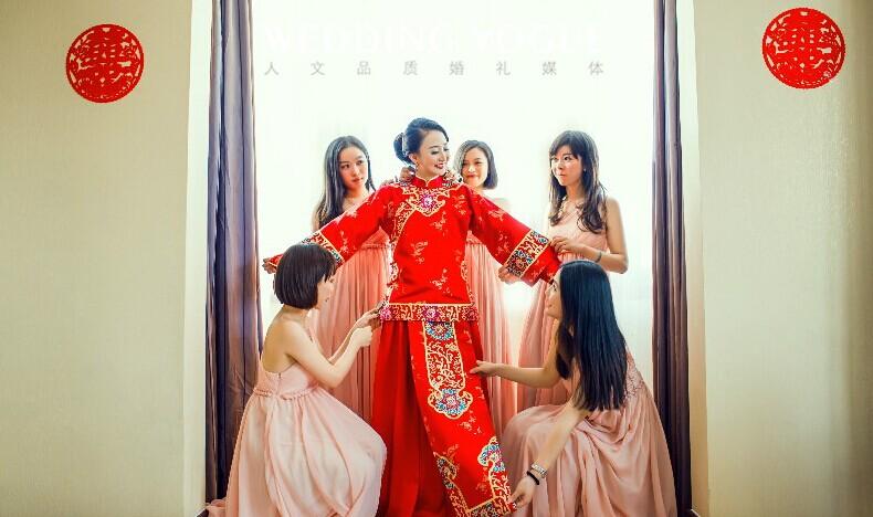 中式婚礼流程 中国新人看过来