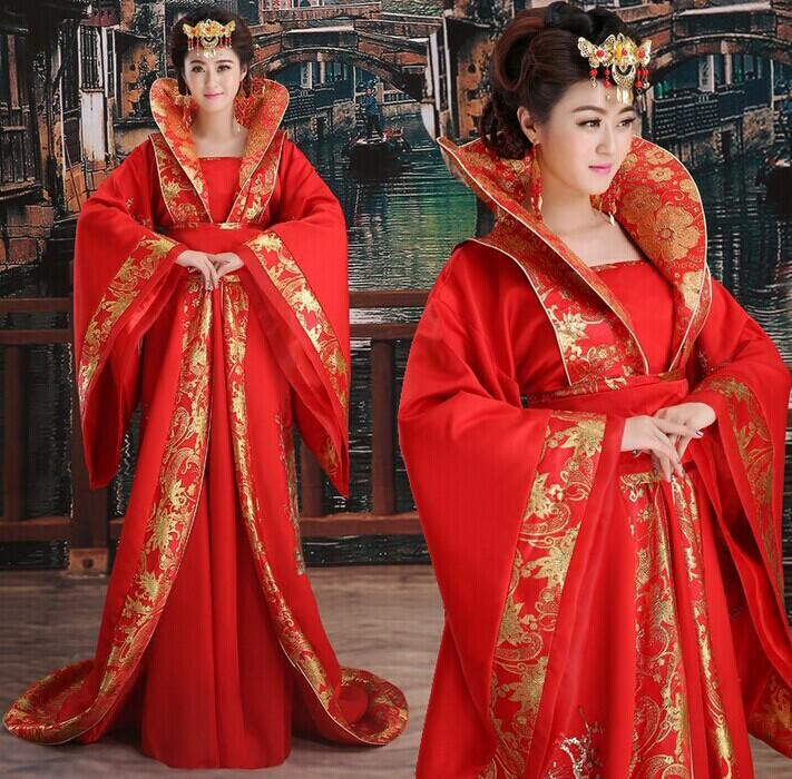 婚纱摄影 怎么拍好传统古装婚纱照
