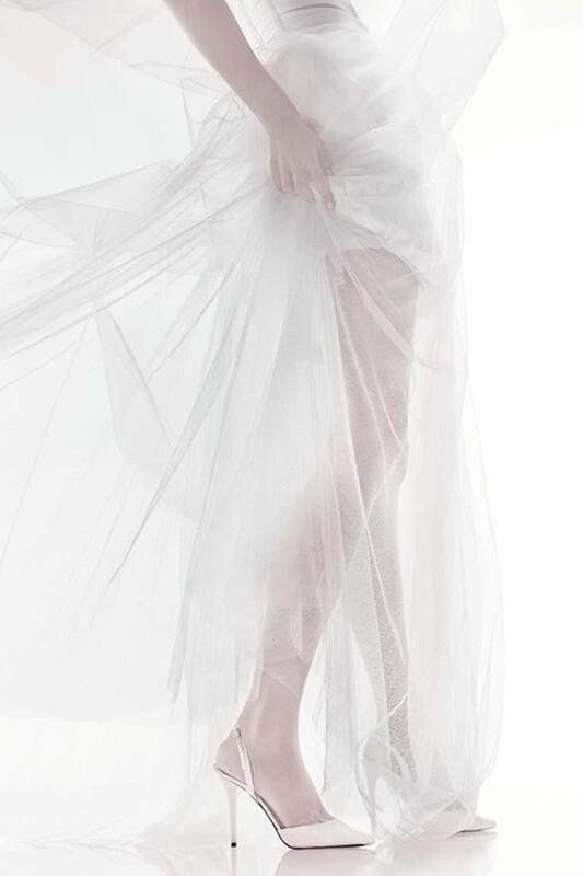 Jimmy Choo 2015婚礼系列鞋包 独特而性感的婚鞋