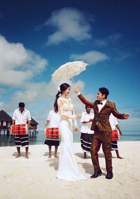海滩婚宴举办时间上的选择注意事项