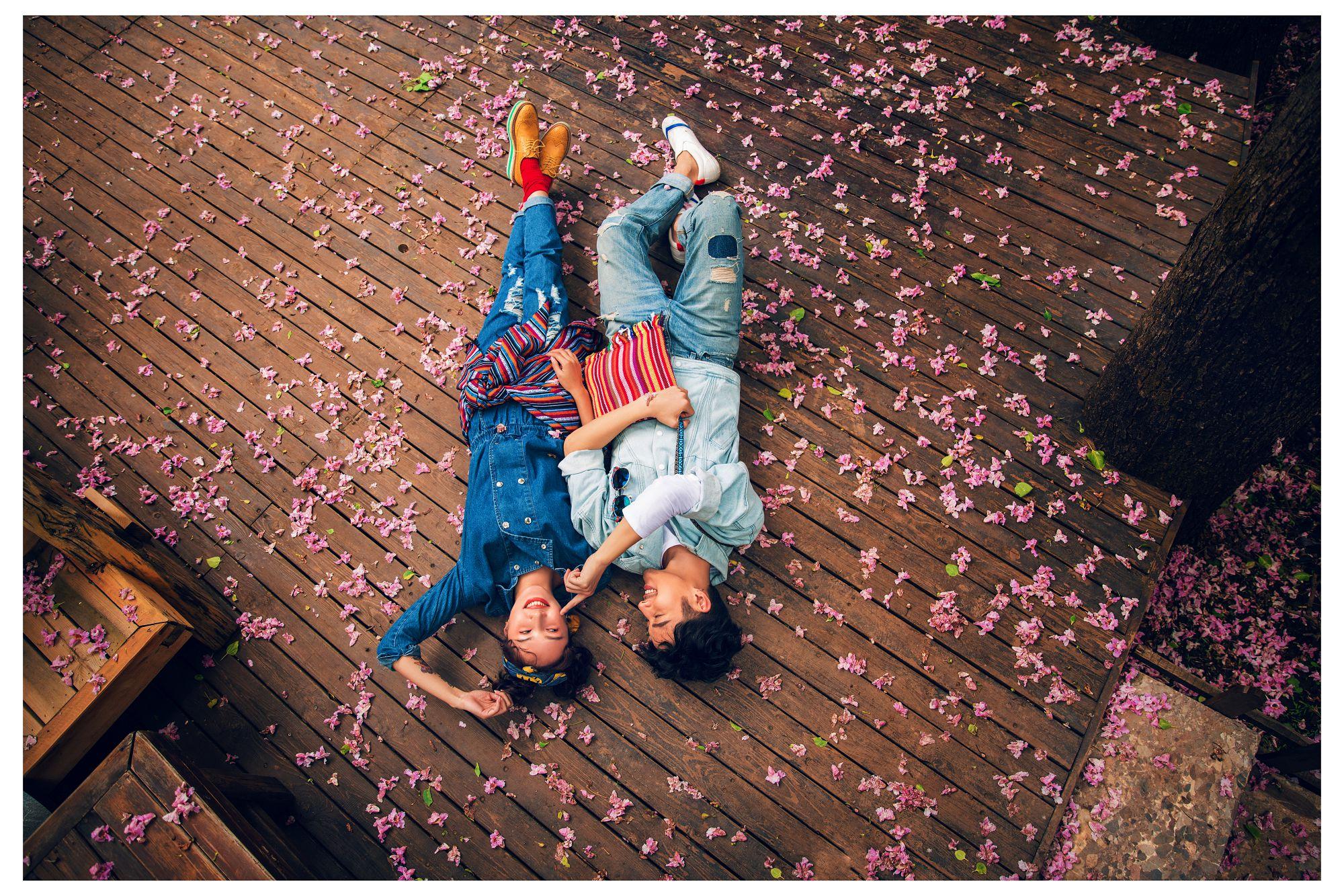 几月份去丽江拍摄婚纱照景色最美
