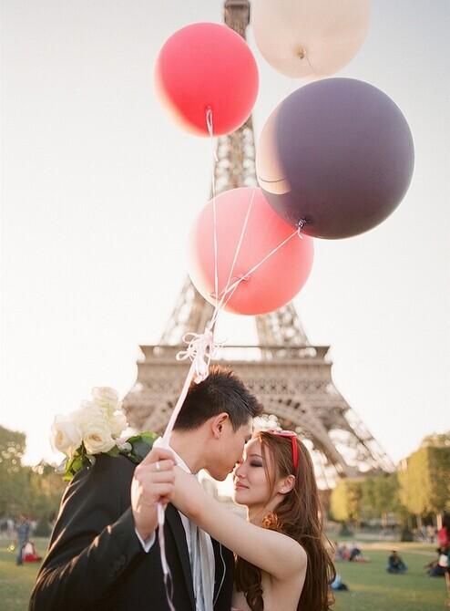 法国蜜月旅游不可错过5大景点 结婚攻略