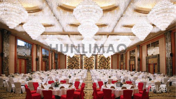 广州婚宴酒店推荐:广州翡翠皇冠假日酒店