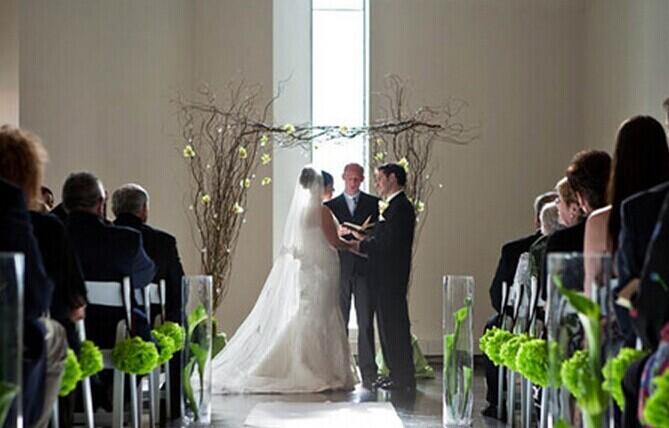盘点西方教堂婚礼习俗 西式婚礼习俗