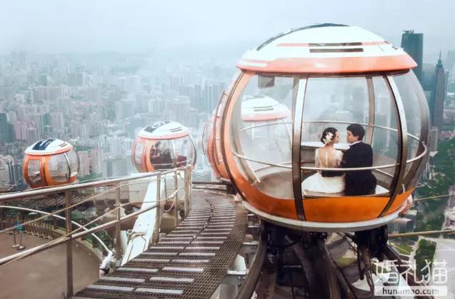 广州最值得推荐拍婚纱照的地方有哪些?