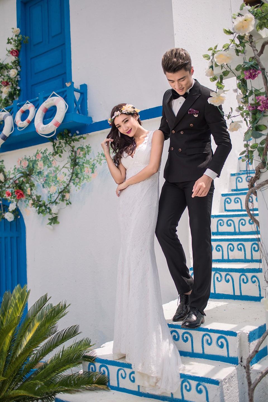 丽江婚纱照多少钱,贵一点也无所谓,毕竟是一生的回忆