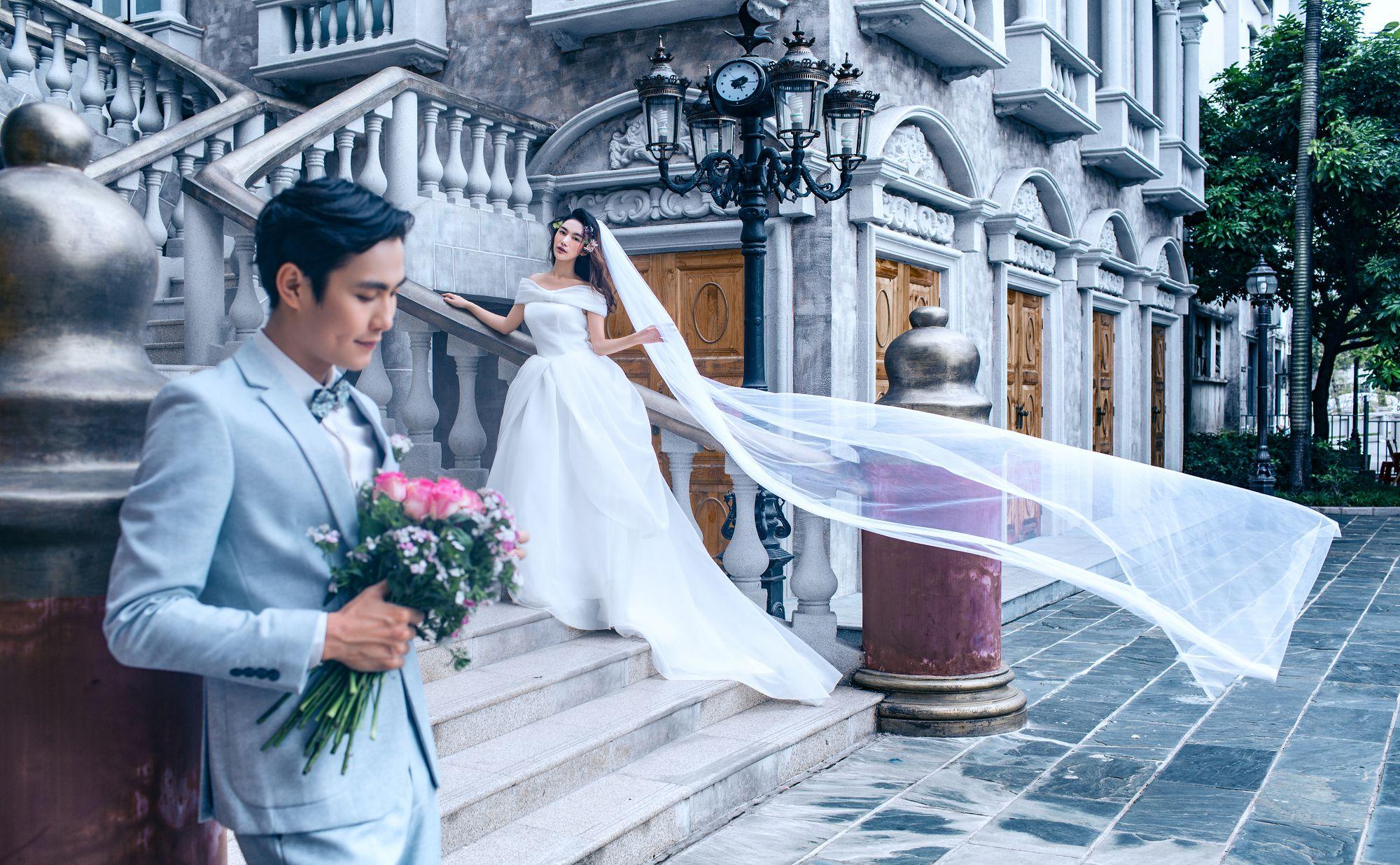定金和订金有什么区别,拍婚纱照一般要付多少定金