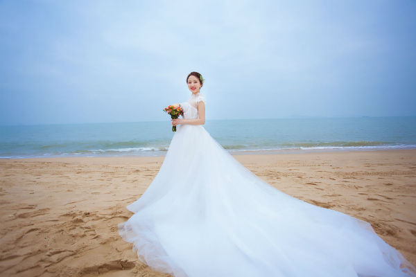 厦门婚纱照,厦门婚纱摄影,海景婚纱照,厦门环岛路婚纱照
