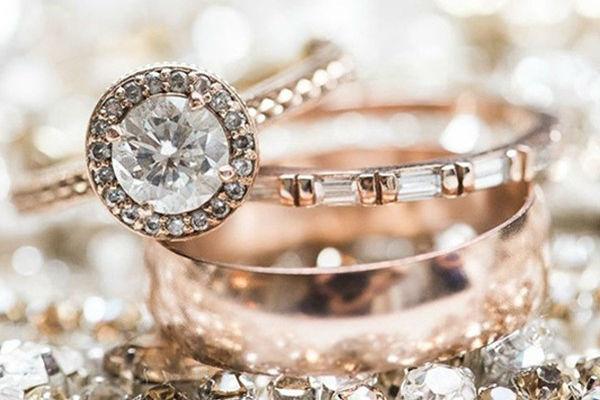 带有浓郁古董风格的婚戒,你想要吗?