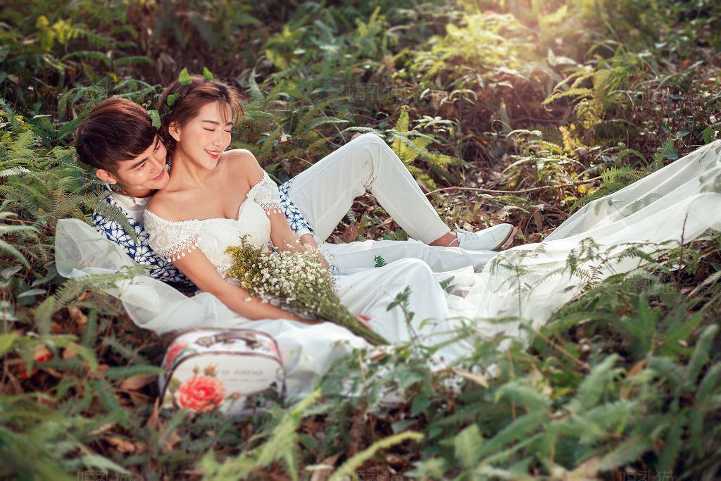 三亚夏天拍婚纱照怎么拍舒服?