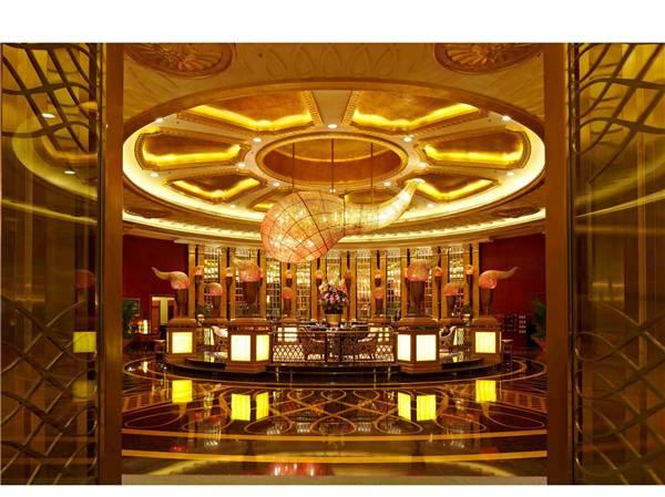 来瞄一瞄高大上的深圳婚宴酒店