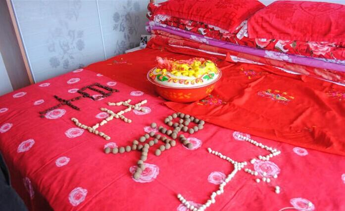 中式婚礼不可缺少的经典物件 婚礼猫