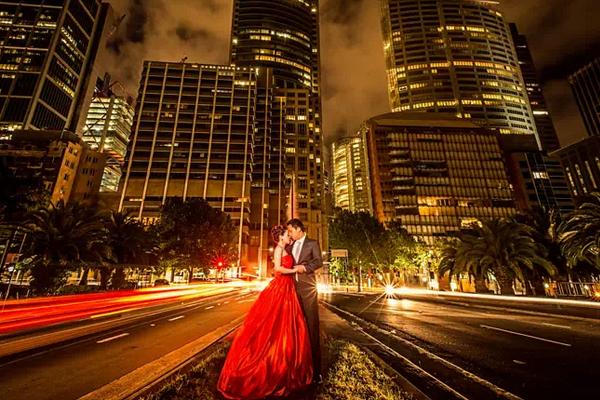 夜景婚纱照去哪拍好?夜景婚纱照最佳拍摄元素