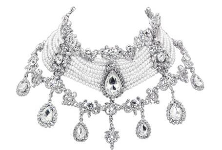 珍珠项链要这样搭 才会更加彰显你的气质