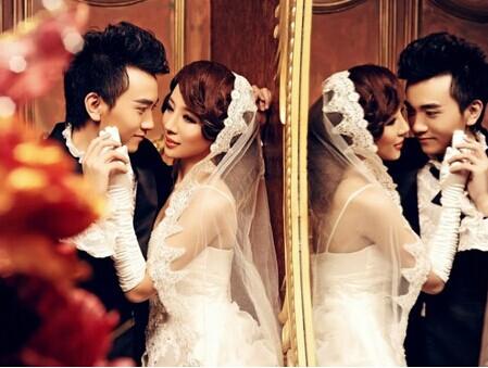 拍婚纱照上镜的技巧大集锦
