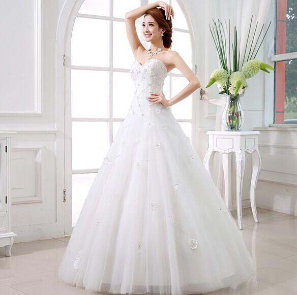 婚礼猫提醒新人必看 婚纱挑选全攻略<二>