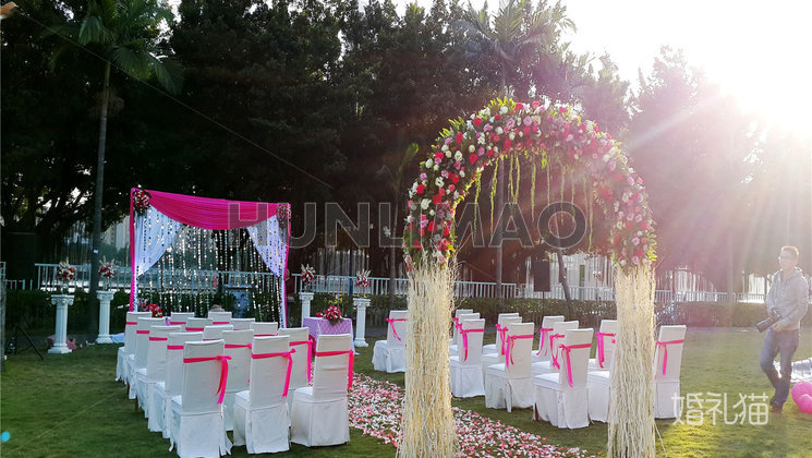户外婚礼有哪些婚礼创意