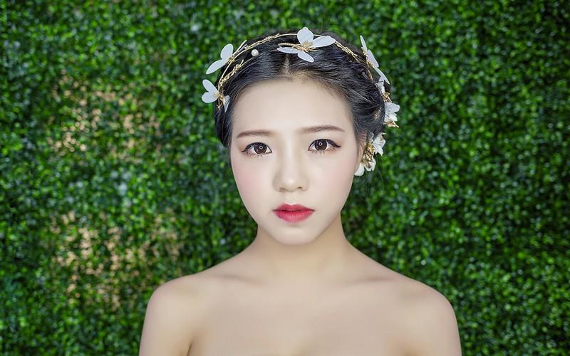 新娘妆发型重要吗?好看的新娘妆发型很加分
