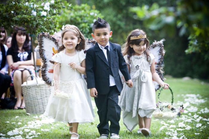 婚礼花童一般几岁好?选择婚礼花童攻略