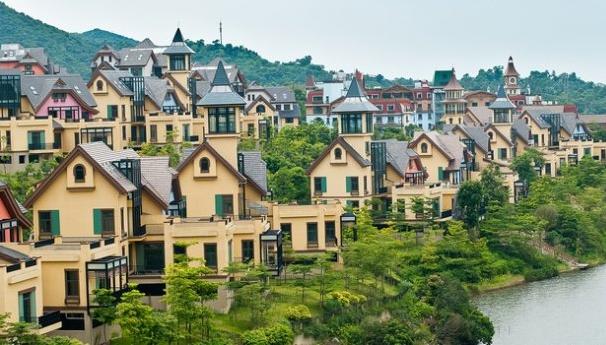 深圳婚纱摄影景点攻略:东部华侨城