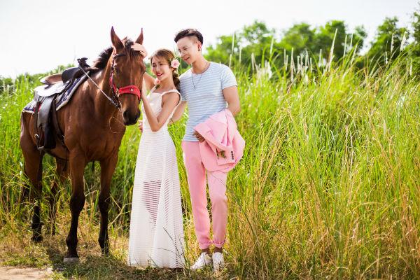让无数新人倾心的三亚婚纱照究竟好在哪里?