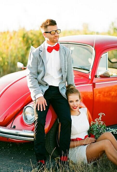 新郎礼服要怎么选 拍婚纱照前准备