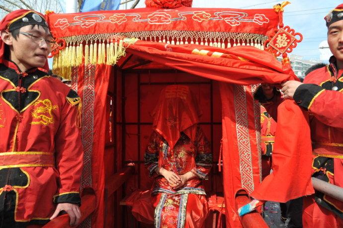 举办中式主题婚礼有哪些注意事项