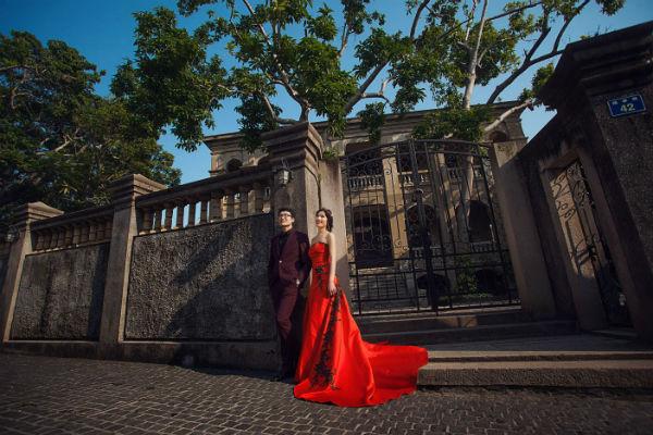 厦门婚纱照拍出个人风格的才是最美!