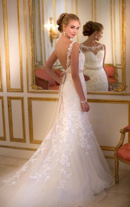 准新娘试穿婚纱的注意事项 这些细节不容忽视