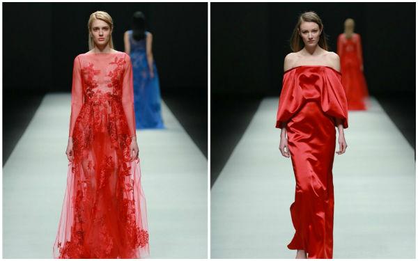 灵感来自丛林的婚纱礼服,打造你专属的密林!