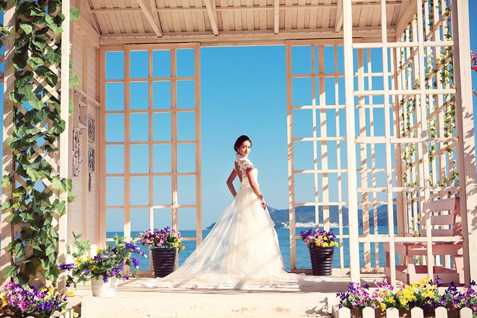 深圳婚纱摄影景点,拍婚纱照的人都是对他们赞口不绝