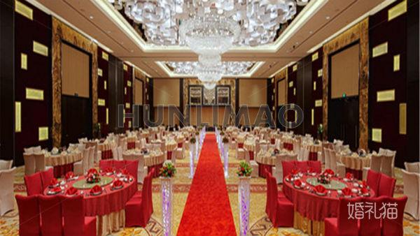 广州婚宴酒店哪家好?推荐花都皇冠假日酒店