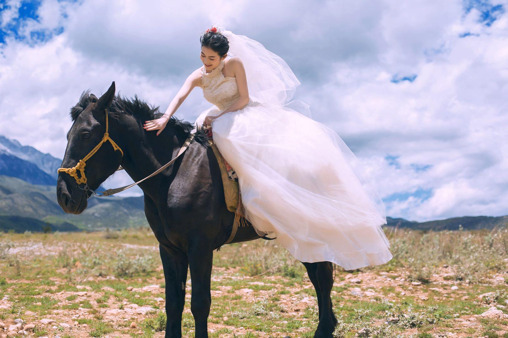 婚纱照选片的六大原则