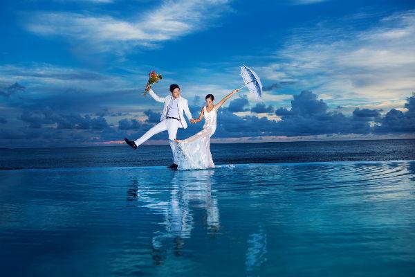 三亚旅拍婚纱照