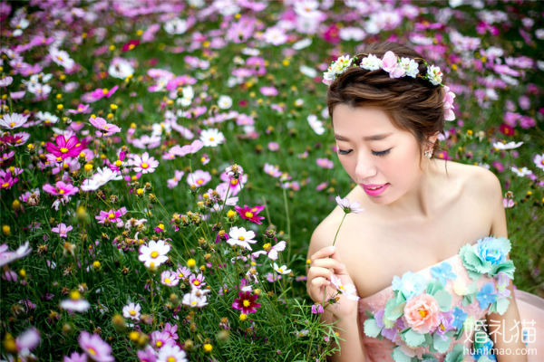 拍婚纱照注意事项,教你拍出最美婚纱照
