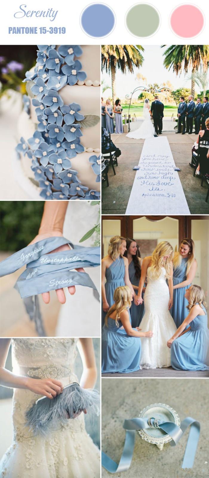 2016年春季流行婚纱颜色 打造最时尚婚礼
