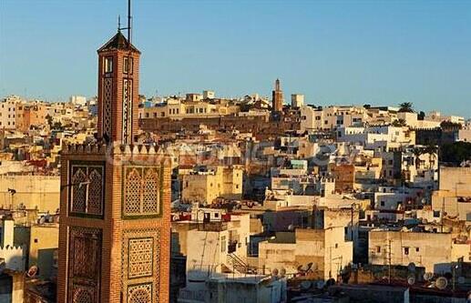 别样风情摩洛哥 蜜月旅行在非洲
