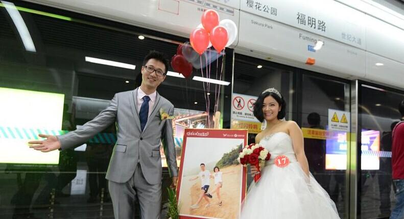 创意婚礼 有特色又震撼的专属婚礼