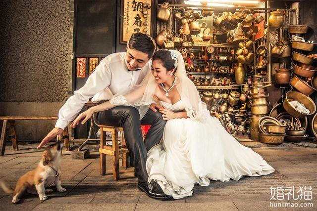 婚礼猫:结婚很麻烦,他们想用C2C来搞掂