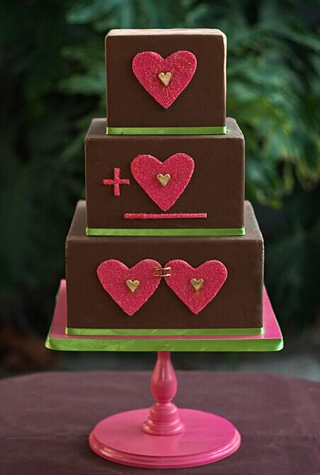 不同风格的婚礼蛋糕 定制专属你的婚礼蛋糕