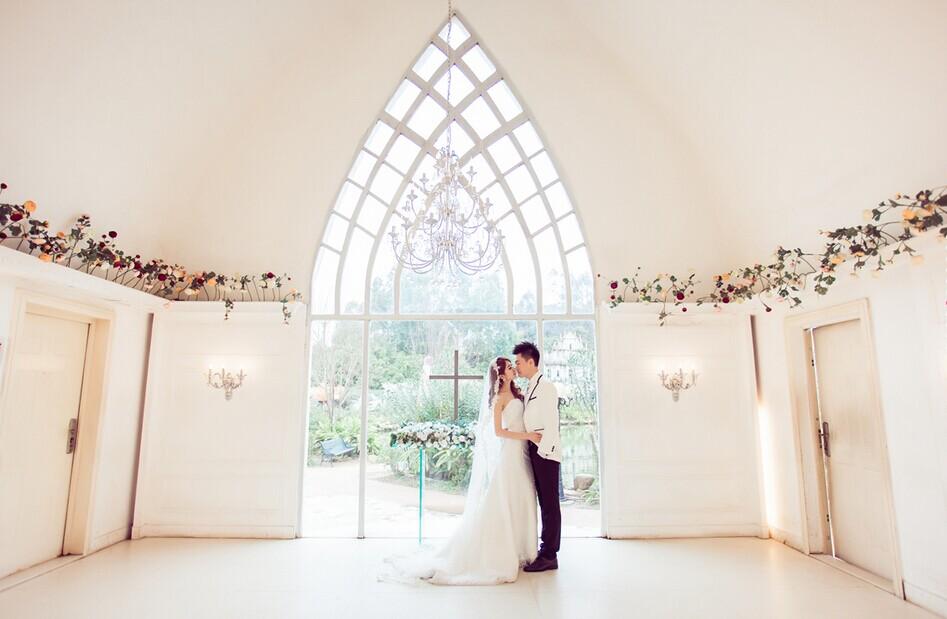 新人喜爱的7种不同风格的婚纱照 婚礼猫