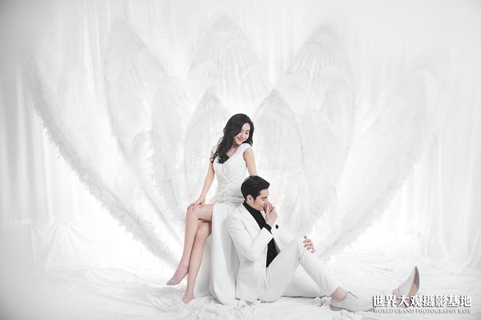 东莞婚纱摄影前十名,非常适合个性的新人