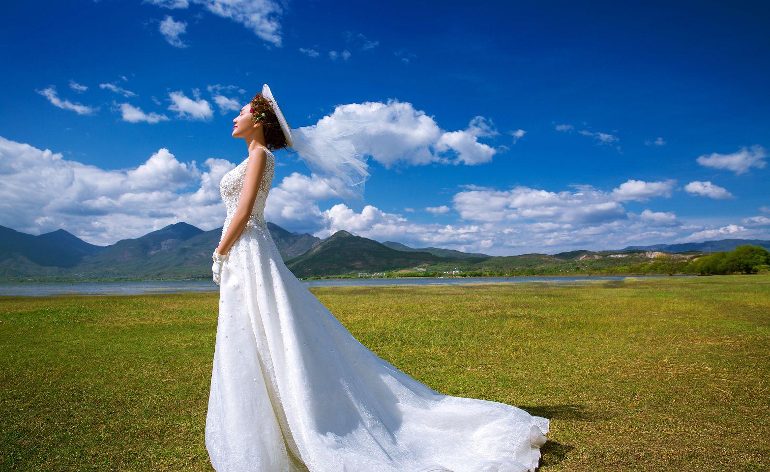蜜月旅拍婚纱照攻略,旅行和婚纱照该怎样搭配?