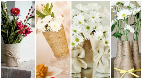 婚礼猫带你玩转婚礼花瓶创意•下